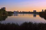 Кижаева_Озеро Карасун закат