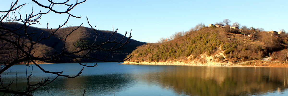 Памятник природы «Озеро Абрау»