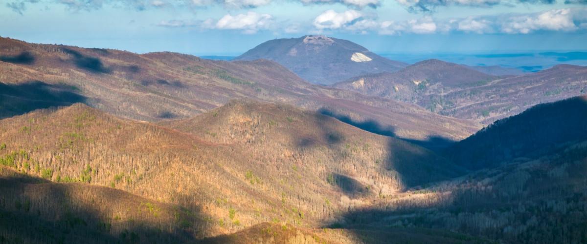 Памятник природы «Гора Собер-Баш»